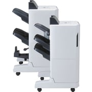 Booklet Maker/Finisher with 2/3 Hole Punch for Color LaserJet M880, M855 Series