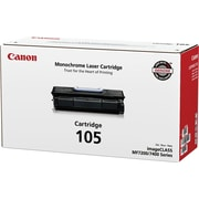 Canon 105 Black Toner Cartridge (0265B001AA)