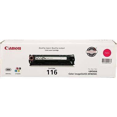 Canon® – Cartouche de toner magenta, 116 (1978B001)