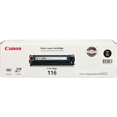 Canon® 116 Black Toner Cartridge (1980B001)