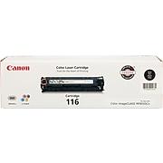 Canon 116 Black Standard Yield Toner Cartridge (1980B001AA)