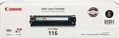 Canon 116 Black Toner Cartridge (1980B001AA)