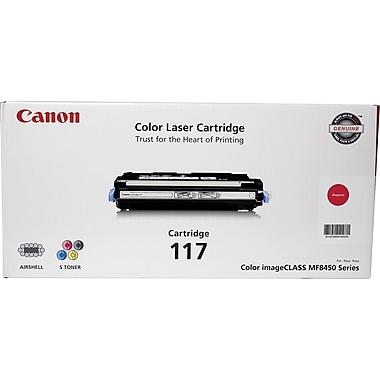 Canon 117 Magenta Toner Cartridge (2576B001AA)