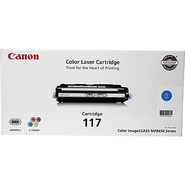 Canon 117 Cyan Toner Cartridge (2577B001AA)