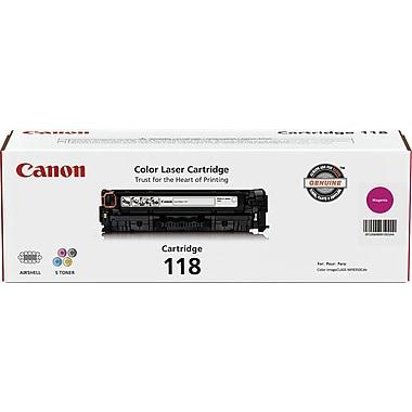 Canon 118 Magenta Toner Cartridge (2660B001AA)