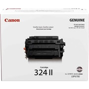 Canon 324 II Black Toner Cartridge (3482B002), High Yield