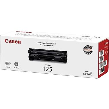Canon® - Cartouche de toner noir 125 (3484B001)