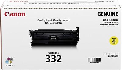 Canon 332 Yellow Toner Cartridge (6260B012AA)