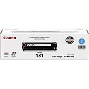 Canon 131 Cyan Standard Yield Toner Cartridge (6271B001AA)