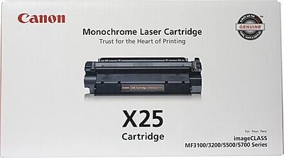 Canon X25 Black Toner Cartridge (8489A001AA)