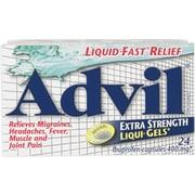 Advil® Liqui-Gels®, Extra Strength, 24/Pack