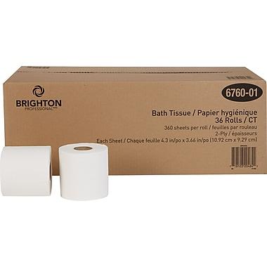Brighton Professional Bath Tissue Rolls