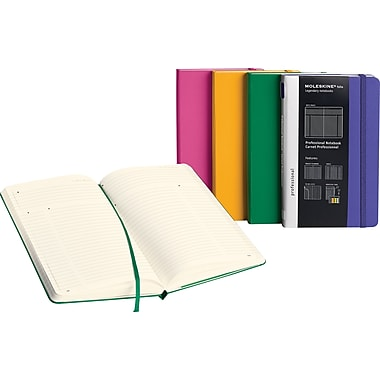 Moleskine Pro Collection Professional Notebooks