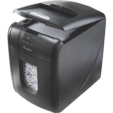 Swingline® - Déchiqueteur professionnel Stack and Shred 130X à alimentation automatique, coupe croisée, 130 feuilles