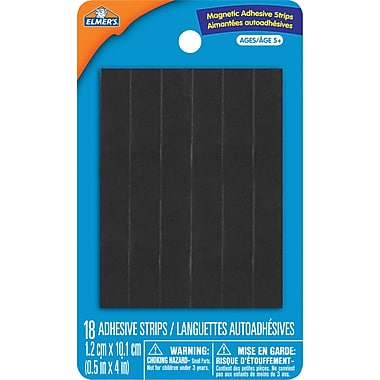 Elmer's® Magnetic Adhesive Strips
