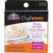 Elmer's CraftBond Photo Corners (E64024)