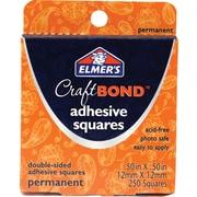 Elmer'sMD – Carrés adhésifs CraftBond, permanents