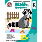 Canadian Curriculum Press Math Workbook