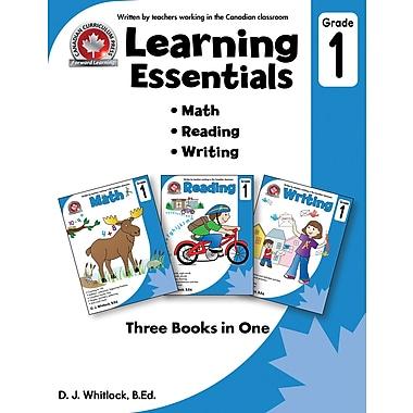 Canadian Curriculum Press Bind Up Workbook, Grade 1