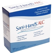 Medline - Pdi Sani-Hands NPKD43600Z Antimicrobial Alcohol Gel Hand Wipes 100/Box
