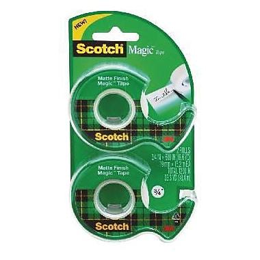 3M™ Scotch® Magic Tape, 2/Pack