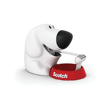 3M™ Scotch® Magic™ Tape Dispenser, Dog