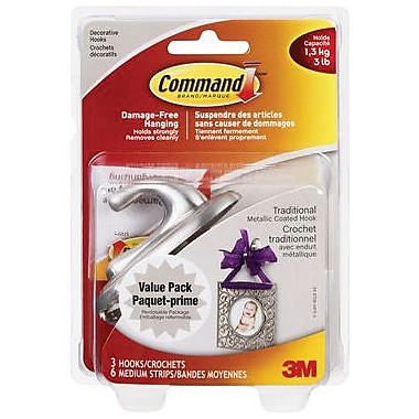 Command™ Medium Utensil Hook