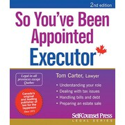 Self Counsel Press So You've Been Appointed Executor