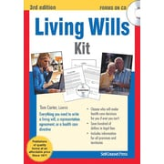Self Counsel Press – Living Wills Kit