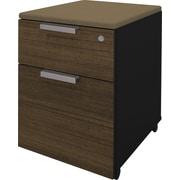 bestar Pro-Concept 1 Drawer Mobile/Pedestal File, Black,Letter/Legal, 15.37''W (110640-1198)
