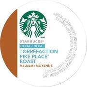 Starbucks® - Godets K-Cup, mélange Pike Place®  décaféiné, paq./24