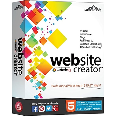 Summitsoft® - Logiciel Website Creator™