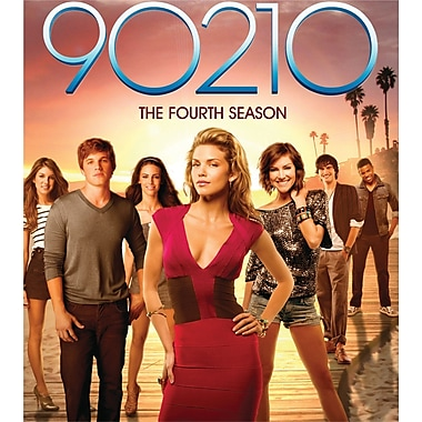 90210: The Fourth Season (DVD) 2012