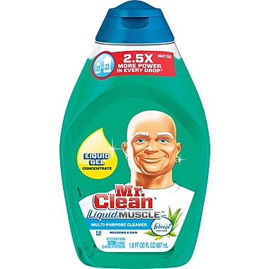 Mr. Clean® Liquid Muscle™ Multi-Purpose Cleaner with Febreze™, 30 oz.