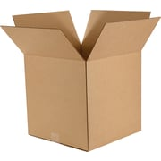 "275 lb. Test Corrugated Boxes, 14"" x 14"" x 14"", 25/Bundle"