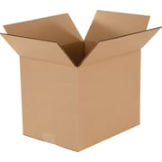 "Corrugated Boxes, 11-1/8"" x 8-5/8"" x 9"", 25/Bundle"