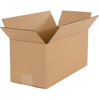 Boîtes grandes, 14 po x 6 po x 6 po, 25/lot