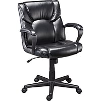 Staples Montessa II Luxura Managers Chair (Black)