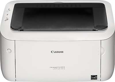 Canon® imageCLASS® LBP6030W Monochrome Laser Single-Function Printer (8468B003)