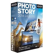 MAGIX PhotoStory 2014 Deluxe for Windows (1 User) [Download]