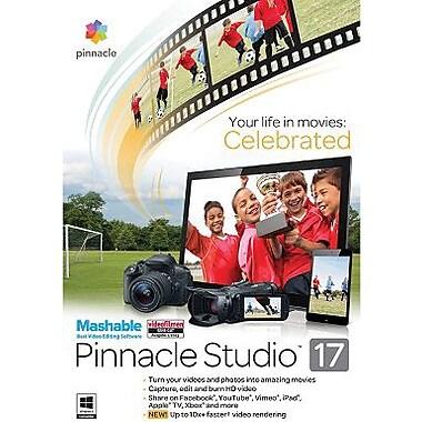 Pinnacle Studio 17 for Windows (1 User) [Download]