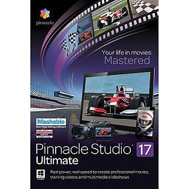 Pinnacle Studio 17 Ultimate for Windows (1 User) [Download]