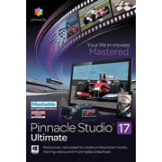 Pinnacle Studio 17 Ultimate for Windows (1 User) [Download]