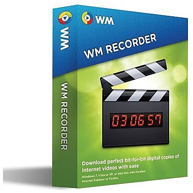 WM Recorder for Windows (1 User) [Download]