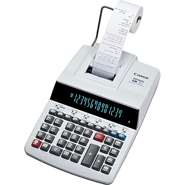 Canon® MP49DII Desktop Printing Calculator, 14-Digit