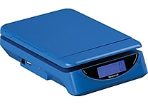 Brecknell Electronic Postal Scale, Blue, 25lb Capacity (PS25-Blue)