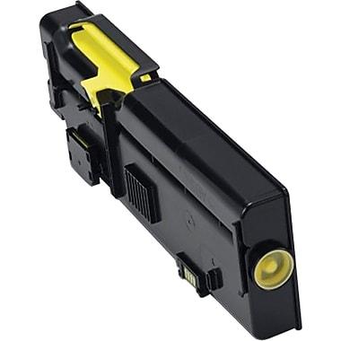 Dell 2K1VC Yellow Toner Cartridge (YR3W3), High Yield