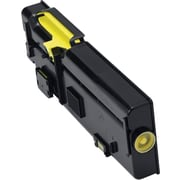Dell 2K1VC Yellow Toner Cartridge (YR3W3), High Yield