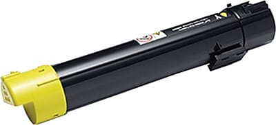 Dell 9MHWD Yellow Toner Cartridge (JXDHD), High Yield
