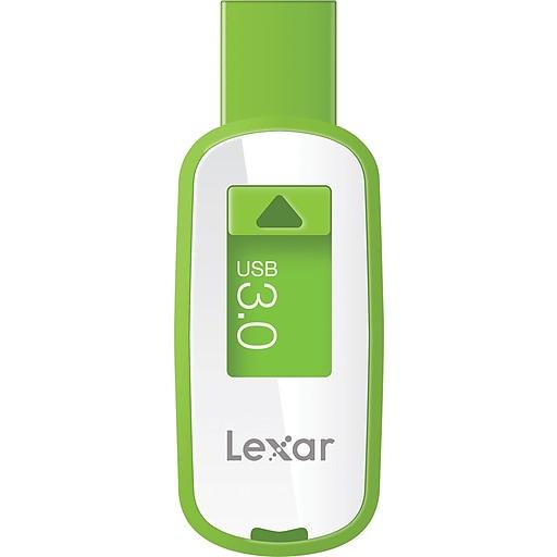 Lexar JumpDrive 32GB USB 3.0 Flash Drive (LJDS25-32GABNL)